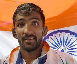 Yogeshwar Dutt Indian Wrestler